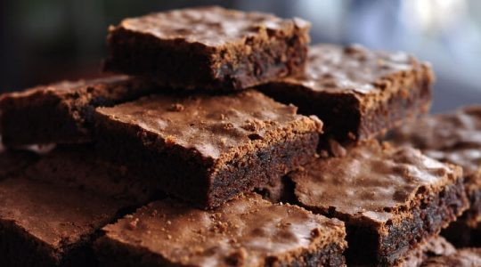 How to Make Brownies without Eggs